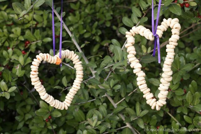 cheerio hearts - blossomsandposies.com