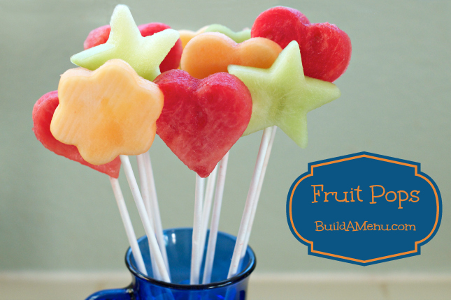 healthy fruit choices healthy fruit pops