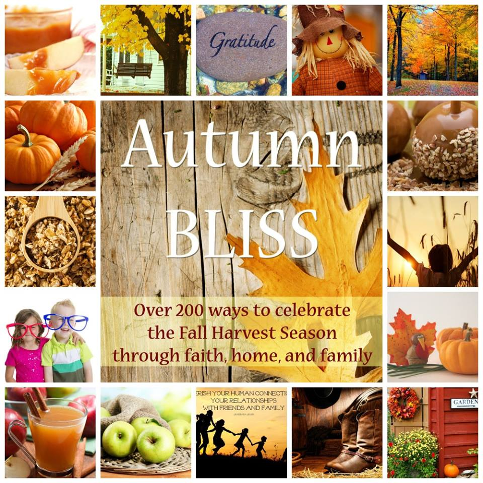 Autumn Bliss giveaway and review - blossomsandposies.com/blog/autumn-bliss