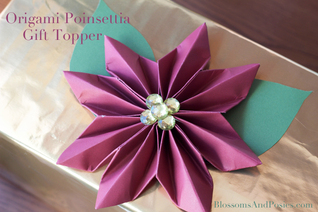 Easy paper flower topper tutorial handmade paper flowers by maria easy paper flower topper tutorial mightylinksfo Images