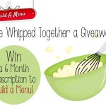 Enter to win a 6 month subscription to Build A Menu! Entries close Monday June 30, 2014 at 11:59 pm CST.